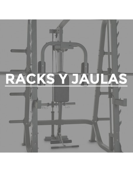 Racks, Jaulas y Dominadas